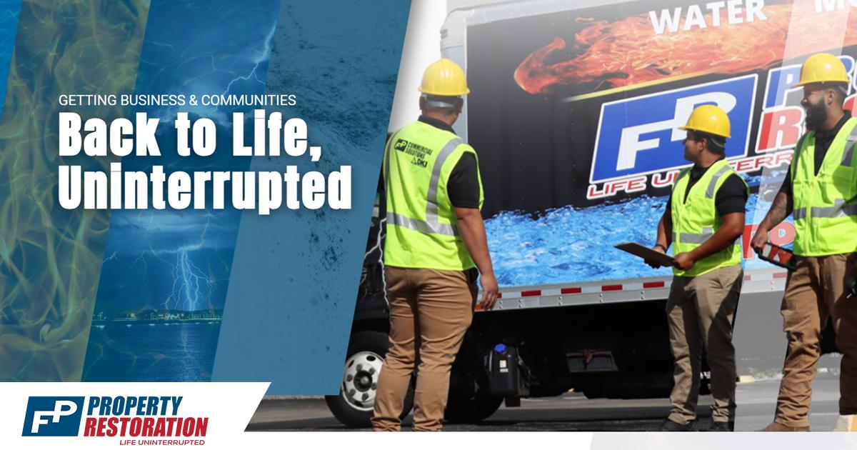 Florida Restoration Services | FP Property Restoration